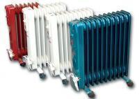 Масляные радиаторы электрические