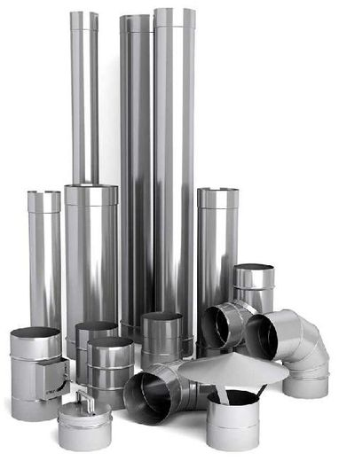 Нержавеющая сталь 0,5 мм.
